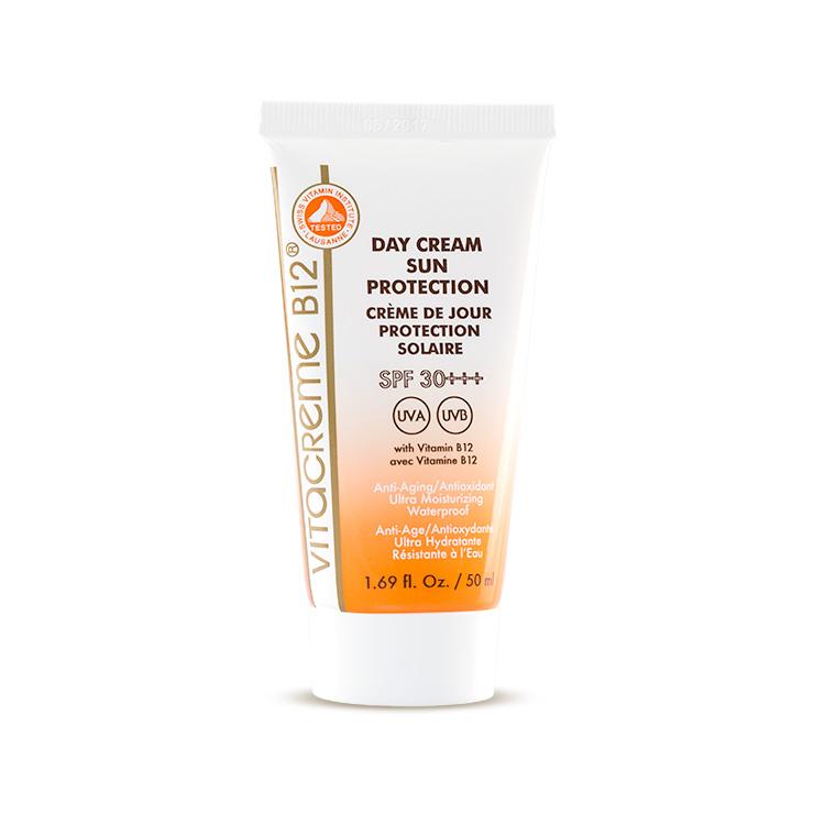 Crème de jour protection solaire SPF 30